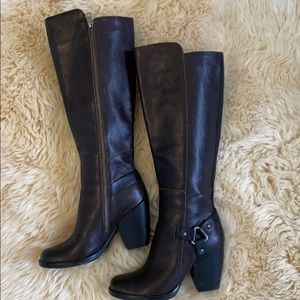 Brand new!!!!!! Boots from kork ease leather boots